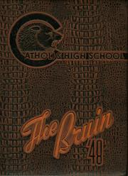 Catholic High School - Bruin Yearbook (Baton Rouge, LA) online yearbook collection, 1948 Edition, Page 1