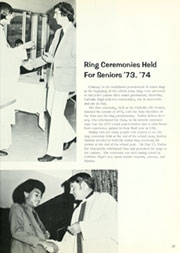 Catholic High School - Bruin Yearbook (Baton Rouge, LA) online yearbook collection, 1973 Edition, Page 81