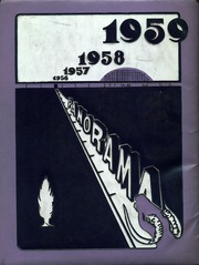 1959 Edition, Washington High School - Panorama Yearbook (Phoenix, AZ)