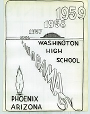 Page 5, 1959 Edition, Washington High School - Panorama Yearbook (Phoenix, AZ) online yearbook collection