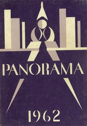 1962 Edition, Washington High School - Panorama Yearbook (Phoenix, AZ)