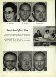 Page 10, 1962 Edition, Washington High School - Panorama Yearbook (Phoenix, AZ) online yearbook collection