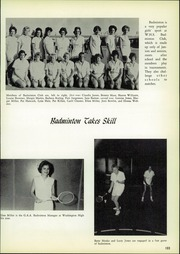 Page 107, 1962 Edition, Washington High School - Panorama Yearbook (Phoenix, AZ) online yearbook collection