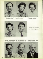 Page 12, 1962 Edition, Washington High School - Panorama Yearbook (Phoenix, AZ) online yearbook collection