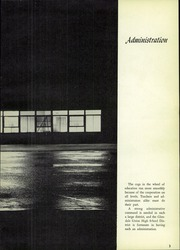 Page 7, 1962 Edition, Washington High School - Panorama Yearbook (Phoenix, AZ) online yearbook collection