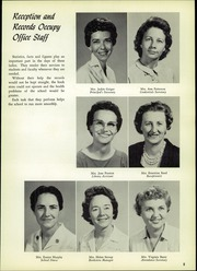 Page 9, 1962 Edition, Washington High School - Panorama Yearbook (Phoenix, AZ) online yearbook collection