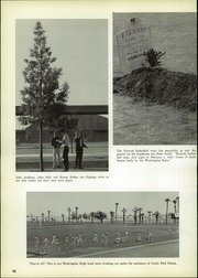 Page 94, 1962 Edition, Washington High School - Panorama Yearbook (Phoenix, AZ) online yearbook collection