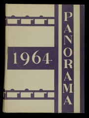 1964 Edition, Washington High School - Panorama Yearbook (Phoenix, AZ)