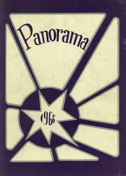 1966 Edition, Washington High School - Panorama Yearbook (Phoenix, AZ)