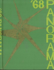 1968 Edition, Washington High School - Panorama Yearbook (Phoenix, AZ)