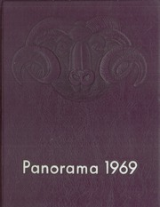 1969 Edition, Washington High School - Panorama Yearbook (Phoenix, AZ)