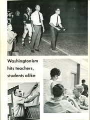Page 10, 1969 Edition, Washington High School - Panorama Yearbook (Phoenix, AZ) online yearbook collection