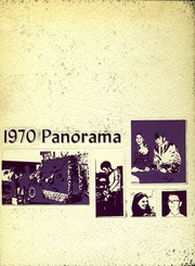 1970 Edition, Washington High School - Panorama Yearbook (Phoenix, AZ)