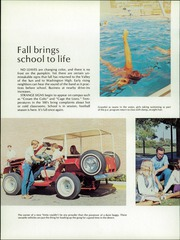 Page 12, 1970 Edition, Washington High School - Panorama Yearbook (Phoenix, AZ) online yearbook collection