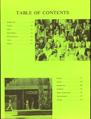 Page 9, 1974 Edition, Washington High School - Panorama Yearbook (Phoenix, AZ) online yearbook collection