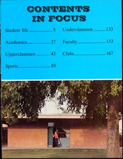 Page 7, 1984 Edition, Washington High School - Panorama Yearbook (Phoenix, AZ) online yearbook collection