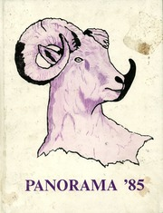 1985 Edition, Washington High School - Panorama Yearbook (Phoenix, AZ)