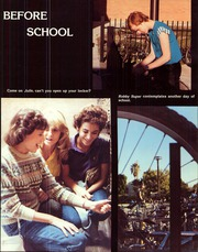 Page 9, 1985 Edition, Washington High School - Panorama Yearbook (Phoenix, AZ) online yearbook collection