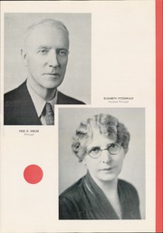 Page 13, 1938 Edition, West High School - Panther Yearbook (Salt Lake City, UT) online yearbook collection