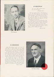 Page 17, 1938 Edition, West High School - Panther Yearbook (Salt Lake City, UT) online yearbook collection
