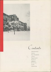 Page 7, 1938 Edition, West High School - Panther Yearbook (Salt Lake City, UT) online yearbook collection