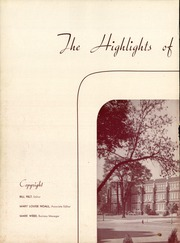 Page 6, 1939 Edition, West High School - Panther Yearbook (Salt Lake City, UT) online yearbook collection