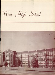 Page 7, 1939 Edition, West High School - Panther Yearbook (Salt Lake City, UT) online yearbook collection