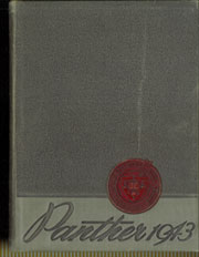 1943 Edition, West High School - Panther Yearbook (Salt Lake City, UT)