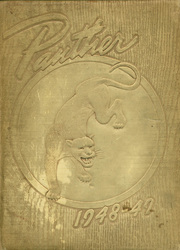 1949 Edition, West High School - Panther Yearbook (Salt Lake City, UT)