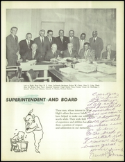 Page 13, 1954 Edition, West High School - Panther Yearbook (Salt Lake City, UT) online yearbook collection