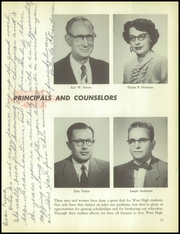 Page 15, 1954 Edition, West High School - Panther Yearbook (Salt Lake City, UT) online yearbook collection