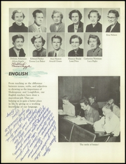 Page 16, 1954 Edition, West High School - Panther Yearbook (Salt Lake City, UT) online yearbook collection