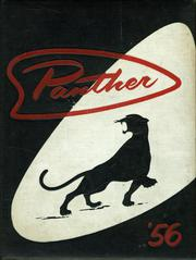 1956 Edition, West High School - Panther Yearbook (Salt Lake City, UT)