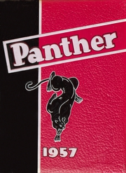 1957 Edition, West High School - Panther Yearbook (Salt Lake City, UT)