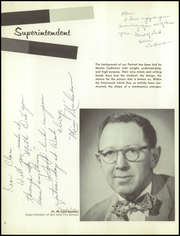 Page 12, 1957 Edition, West High School - Panther Yearbook (Salt Lake City, UT) online yearbook collection