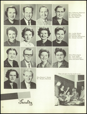 Page 16, 1957 Edition, West High School - Panther Yearbook (Salt Lake City, UT) online yearbook collection