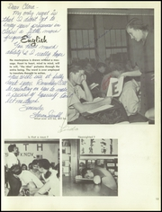 Page 17, 1957 Edition, West High School - Panther Yearbook (Salt Lake City, UT) online yearbook collection