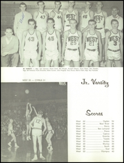 Page 58, 1957 Edition, West High School - Panther Yearbook (Salt Lake City, UT) online yearbook collection