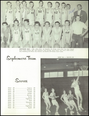 Page 59, 1957 Edition, West High School - Panther Yearbook (Salt Lake City, UT) online yearbook collection