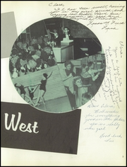 Page 7, 1957 Edition, West High School - Panther Yearbook (Salt Lake City, UT) online yearbook collection