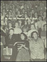 Page 8, 1958 Edition, West High School - Panther Yearbook (Salt Lake City, UT) online yearbook collection