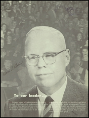 Page 9, 1958 Edition, West High School - Panther Yearbook (Salt Lake City, UT) online yearbook collection