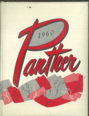 1960 Edition, West High School - Panther Yearbook (Salt Lake City, UT)