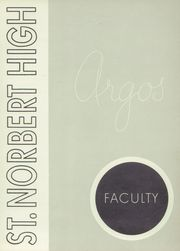 Page 11, 1953 Edition, St Norbert High School - Argos Yearbook (De Pere, WI) online yearbook collection