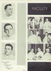 Page 15, 1953 Edition, St Norbert High School - Argos Yearbook (De Pere, WI) online yearbook collection