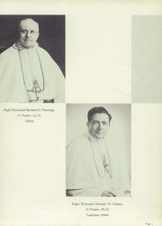 Page 9, 1953 Edition, St Norbert High School - Argos Yearbook (De Pere, WI) online yearbook collection