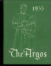 1955 Edition, St Norbert High School - Argos Yearbook (De Pere, WI)