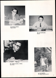Page 11, 1971 Edition, St Norbert High School - Argos Yearbook (De Pere, WI) online yearbook collection