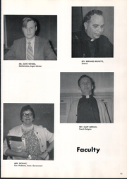 Page 15, 1971 Edition, St Norbert High School - Argos Yearbook (De Pere, WI) online yearbook collection