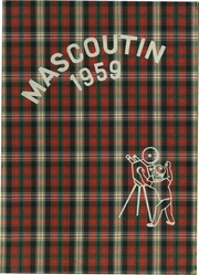 Page 1, 1959 Edition, Berlin High School - Ma Scoutin Yearbook (Berlin, WI) online yearbook collection